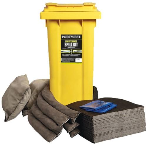 Portwest SM33 Spill 120L Maintenance Kit