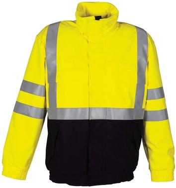 Havep Multi Protector Pilotjack-Marine/fluo geel----L