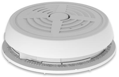 Dicon Rookmelder 230 Volt 9 Volt lithium back-up batterij