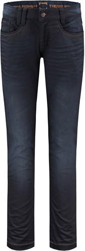Tricorp 504004 Jeans Premium Stretch Dames Denimblauw