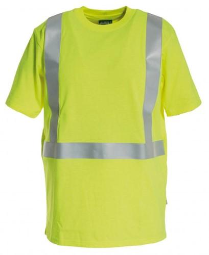 Tranemo T-Shirt Vlamvertragend Hi-Vis 507189