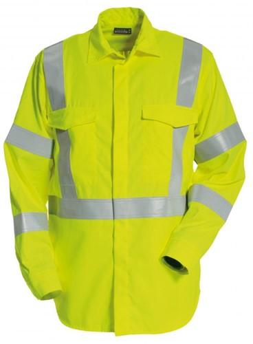 Tranemo Overhemd Vlamvertragend Hi-Vis 507391