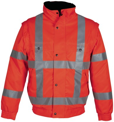 Havep High Visibility All season jack RWS-XXL-Fluo Oranje