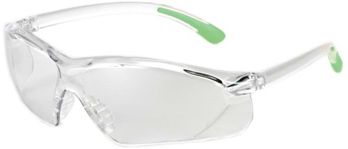 Dynamic Safety Bril 516 Lens clear