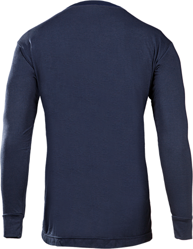 Sioen Picton Vlamvertragende en Antistatische T-shirt-S-Marineblauw-3