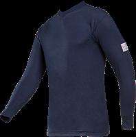 Sioen Picton Vlamvertragende en Antistatische T-shirt-S-Marineblauw-1