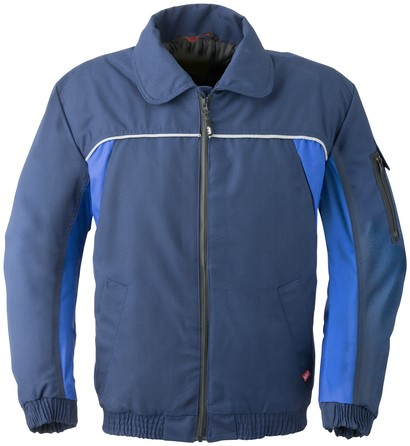 Havep 4seasons Pilotjack-M-Marineblauw/Korenblauw
