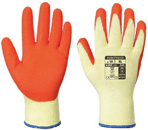 Portwest A109 Grip Glove  -  Bag