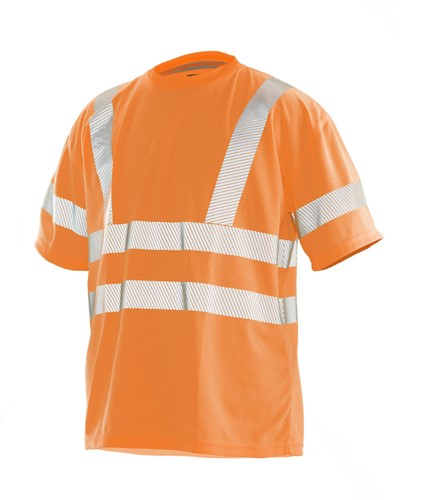 Jobman 5584 T-shirt HV-Oranje-S