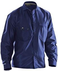 Jobman 5601 Werk Overhemd Katoen