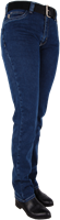 Crosshatch Shiva Dames Spijkerbroek Stretch