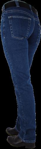 Crosshatch Shiva Dames Spijkerbroek Stretch-2