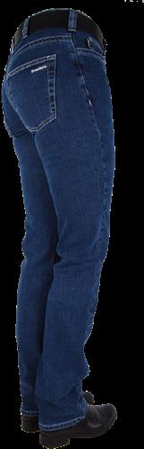 Crosshatch Shiva Dames Spijkerbroek Stretch-3
