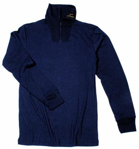 Tranemo Poloshirt Vlamvertragend 592092-Marine-XS
