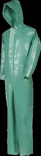 Sioen Botlek Chemtex Overall-S-Jade Groen