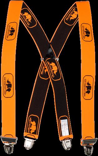 SIP Bretels Clip 5SD5-570 - Hi-Vis Oranje/Zwart