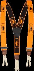 SIP Bretels Lus 5SD6-570 - Hi-Vis Oranje/Zwart