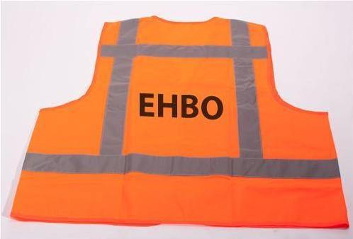 ATV Veiligheidsvest XXL opdruk EHBO oranje