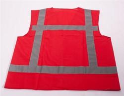 ATV Veiligheidsvest XL rood