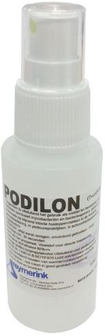 Huiddesinfectie verstuiver 50ml
