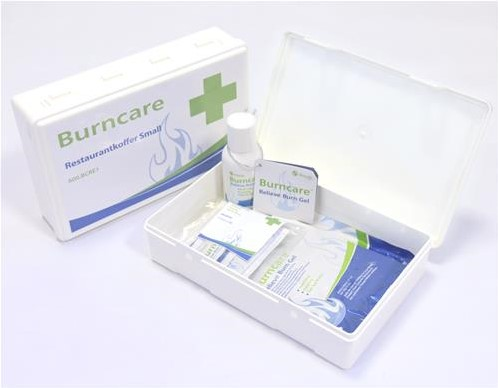 Burncare restaurantkoffer small