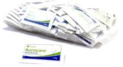 Burncare gel sachet 3,5 gram per 250 stuks in een zak