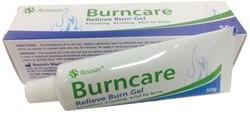 Burncare gel in tube 50 gram