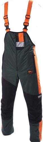 Sticomfort Veiligheidsoverall 6050 - Groen/Oranje