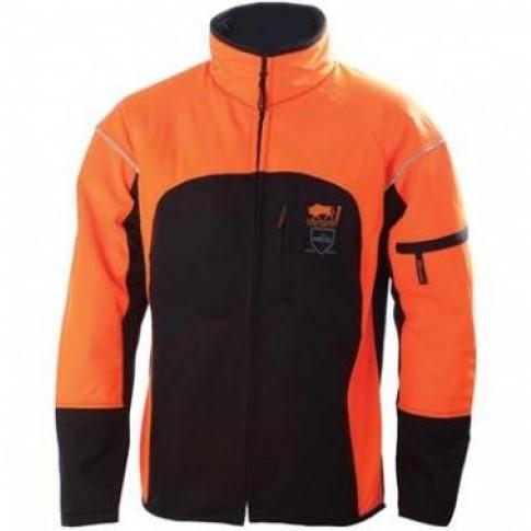 Sticomfort Veiligheidstuniek 6080-Zwart/Oranje-S