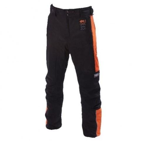 Sticomfort Veiligheidsbroek 6085-Zwart/Oranje-46