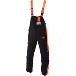 Sticomfort Veiligheidsoverall 6090 - Zwart/Oranje