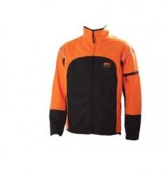 Sticomfort Tuniek 6095 - Zwart/Oranje