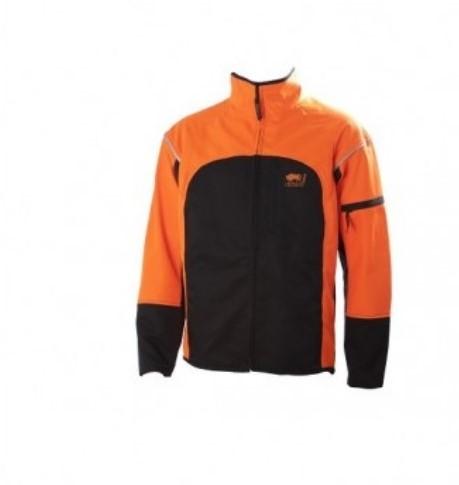 Sticomfort Tuniek 6095-Zwart/Oranje-S
