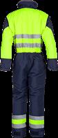 Sioen Balley Signalisatie Diepvries Overall-S-Fluo Geel/Marine-2
