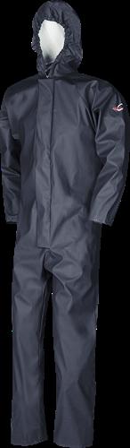 Sioen Herford Regenoverall-S-Marineblauw