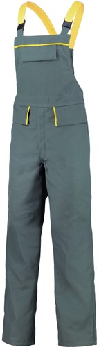 Orcon Classics Protective Protect Amerikaanse Overall Neuss - Grijs