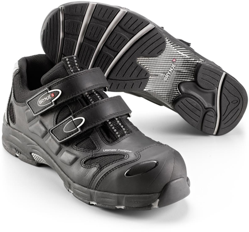 Brynje Schoen Speed 632 S3 - Zwart