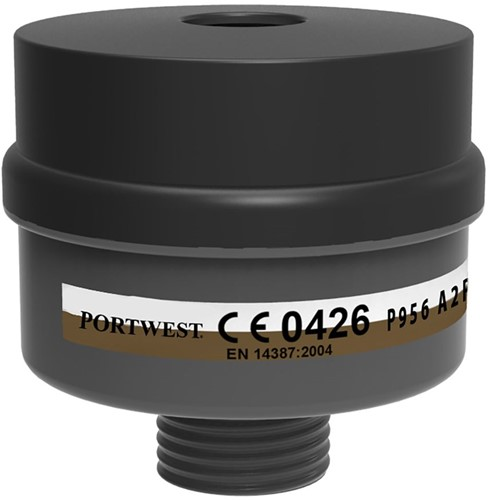 Portwest P956 A2P3 Filter Uni Tread  (4 stuks)