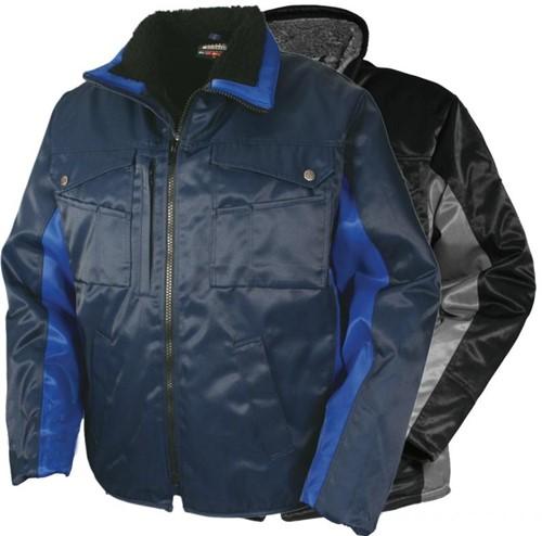 Tranemo Winterjas 640230-Marine/Koningsblauw-XS