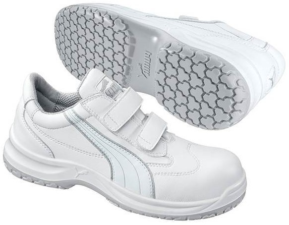 Puma 640642 Safety Absolute Low S2 - Wit
