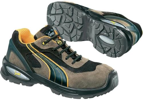 Puma 640990  Safety ESD S1P - Bruin