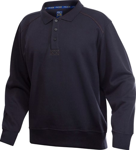 Projob 2119 Sweater-Navy-XS
