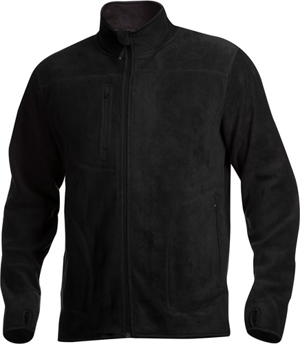 Projob 2318 Fleece Vest-Zwart-XS