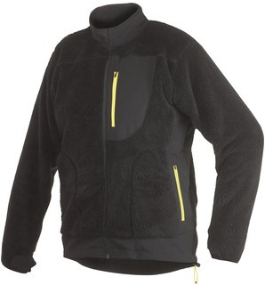 Projob 3305 Fleece Vest Zwart