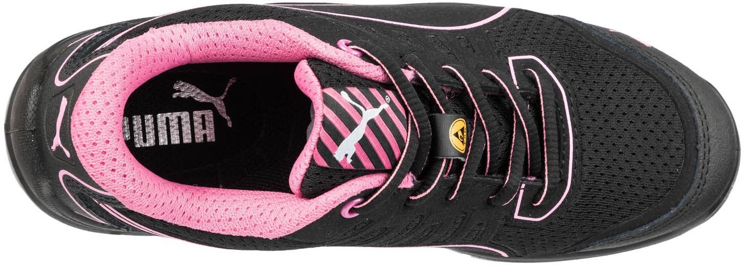 Puma 644110 Fuse TC Pink Low WNS S1P ESD SRC