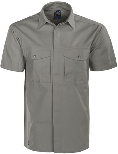 Projob 5205 S.S T-shirt-GRAPHIT Grijs-XS