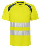 Projob 6006 T-shirt High-vis CL.2