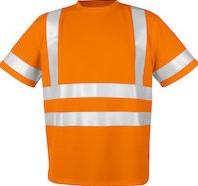 Projob 6030 T-Shirt CL.2/3-Oranje-XS