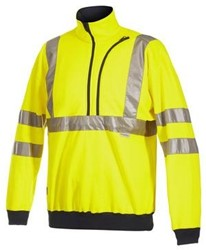 Projob 6102 Sweat T-shirt High-vis CL 3