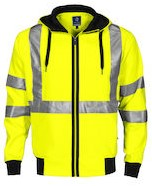 Projob 6104 Sweater High-vis CL2